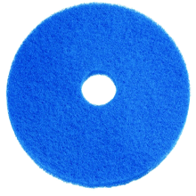 Blue Cleaning Floor Pads on sale