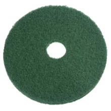 Green Scrubbing Floor Pads Triple S