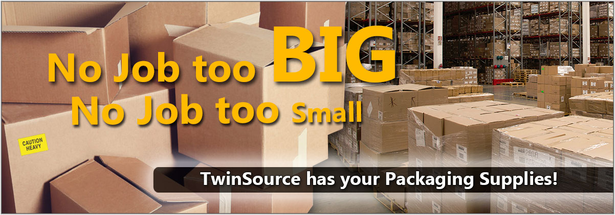 Packing Products by TwinSource