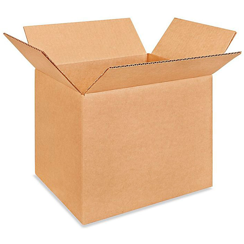 "12"" x 9"" x 9"" Corrugated Box"