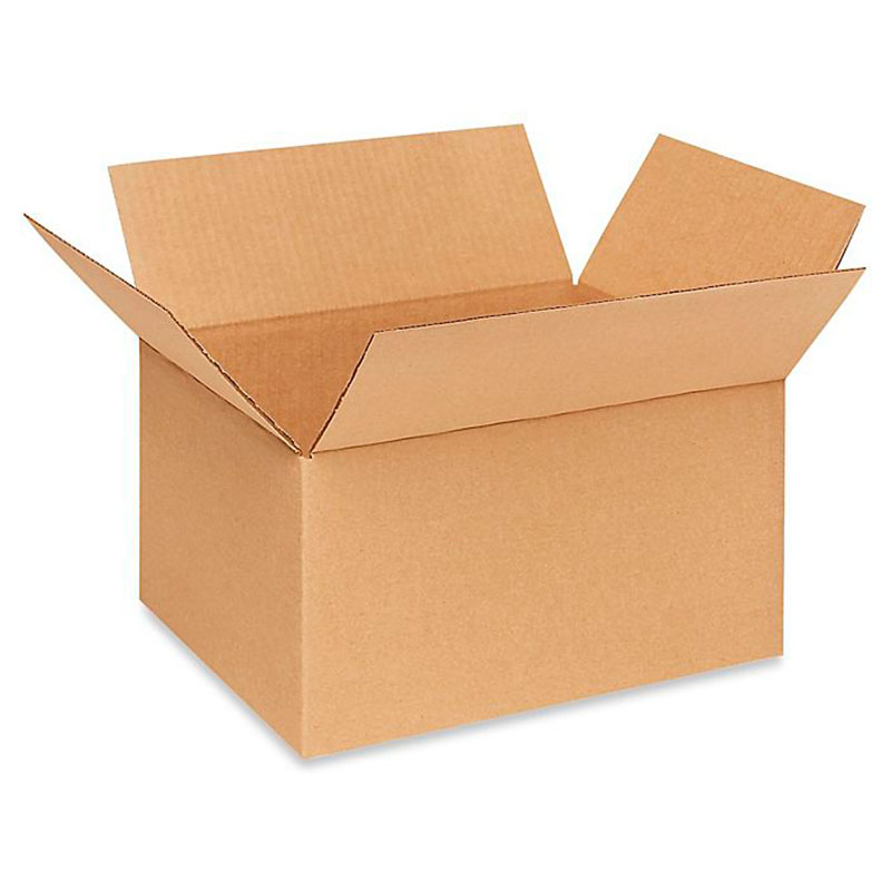 "13"" x 10"" x 7"" Corrugated Box"