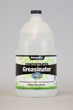 EnvirOx #143 Industrial Degreaser Concentrate (Formerly Greasinator), 1/Gal