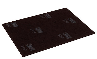 "3M SPP 12""x18"" SB Surf. Preparation Pad, 10/Cs"