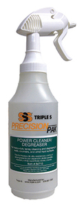 PrecisionPak 32 oz Wide Mouth Power Cleaner and Degreaser Spray Bottle