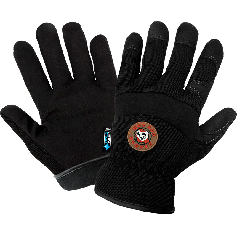 Insulated Waterproof Winter Gloves. 2X-Large 12/Pkg