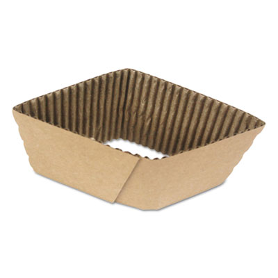 Cup Sleeves, Fits 10-20 oz Hot Cups, 1200/Cs