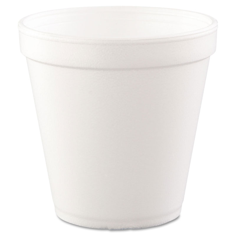 Disposable Food Containers 16 oz. Foam. 500/Cs