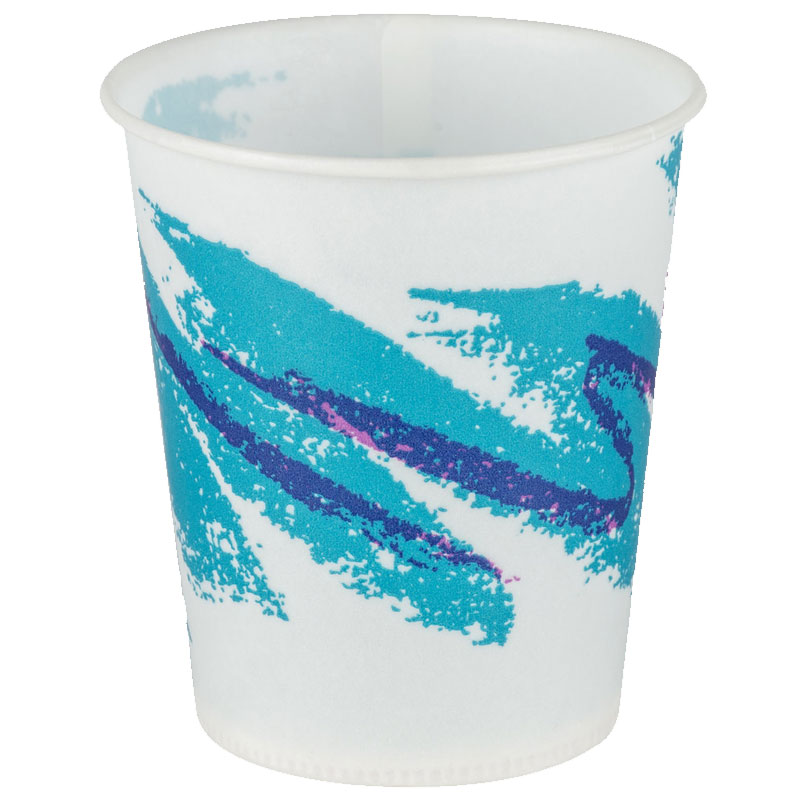 5 oz. Wax Treated Paper Cold Cup, 3000/Cs