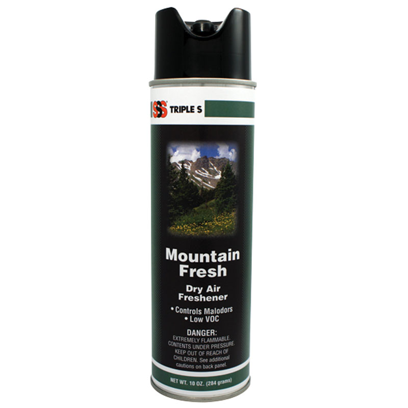 Mountain Fresh Air Deodorizer. 10 oz. 12/Cs.
