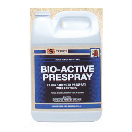 Bio-Active Prespray. 1 Gallon. 1/Ea