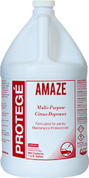 Amaze Citrus Cleaner Degreaser. 1 Gallon. 1/Ea