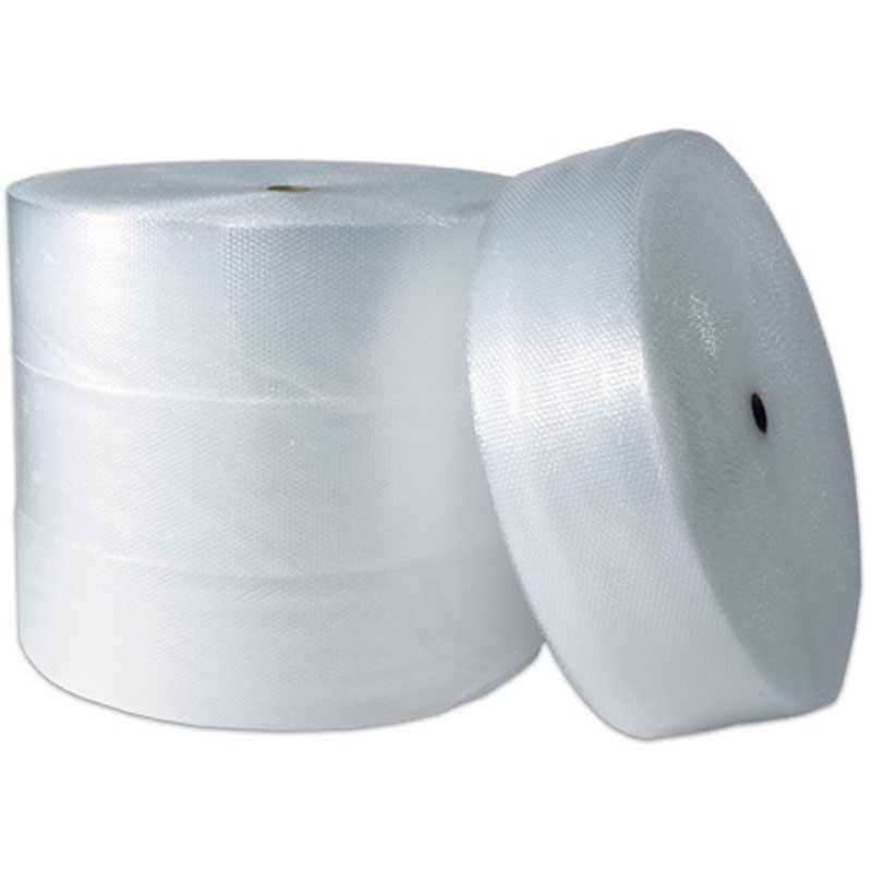 "3/16"" x 12"" x 750' Perforated Bubble Wrap. 4 Rolls/Bundle"