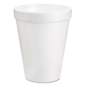 10 oz. Dart Foam Cup. 1000/Cs