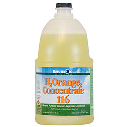 Orange Cleaner Concentrate EnvirOx #116 H2O2 (Formerly Concentrate #116) 1/Gallon