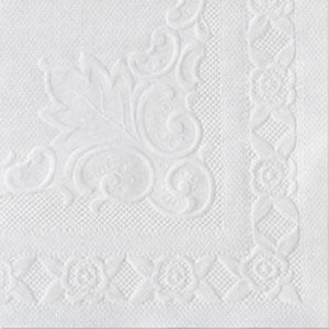 10 x 14 White Placemats. 1000/Cs