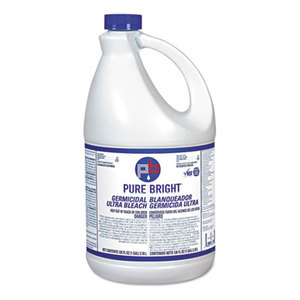 Pure Bright Liquid Bleach. 1 Gallon. 6/Case