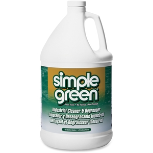 Simple Green Industrial Cleaner and Degreaser 1/Gal Bottle 6/Cs