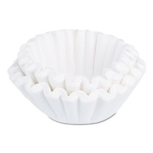 Bunn® Commercial Coffee Filters. 250/pk