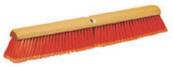 "24"" Fine Sweep Push Broom. 1/Ea"