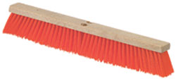 "24"" Heavy Sweep Push Broom. 1/Ea"