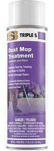 SSS Dust Mop Treatment, 17 oz cans, 12/cs