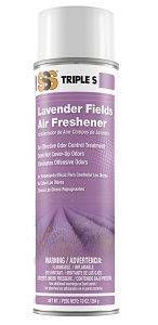 Lavender Fields Air Freshener. 10 oz. 12/Cs