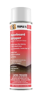 SSS Baseboard Stripper, 19 oz cans, 12/cs