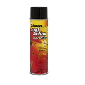 Zep Enforcer Dual Action Insect Killer, 17 oz. 12/Cs