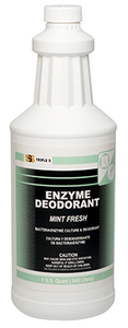 Enzyme Deodorant, Mint Fresh 1 Quart 12/Cs