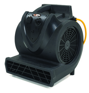 SSS Puma X 3-Speed Transportable Air Mover, 1/Ea