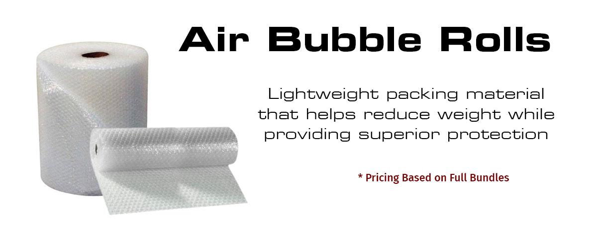 Air Bubble Rolls