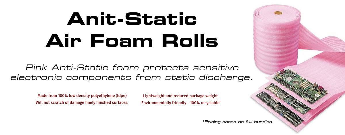 Anit-Static Air Foam Rolls