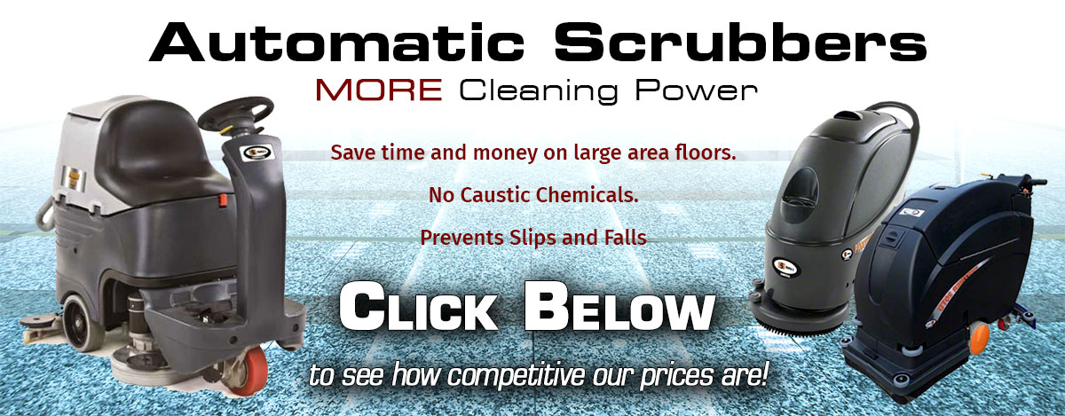 Competitive Priced Automatic Floor Scrubbers
