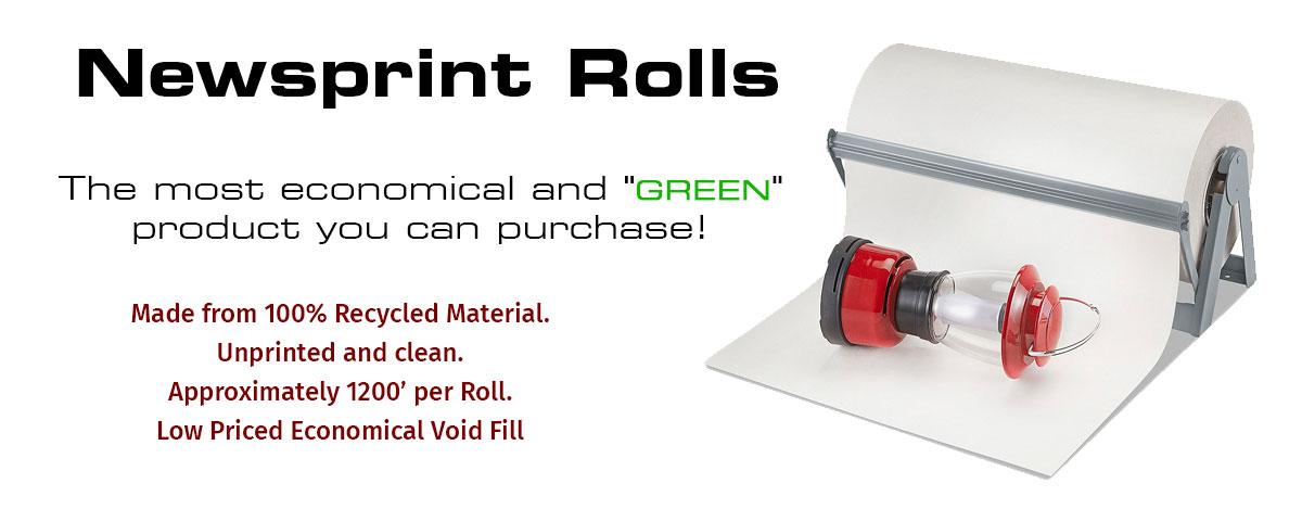 Newsprint Rolls