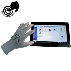 Pug Gloves Touch Screen