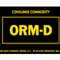ORM-D Labels/