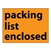 Packing List / Invoice Enclosed Labels/