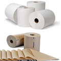 Bay West Controlled Use Roll Towels/