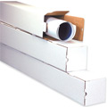 Square Mailing Tubes/
