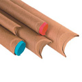 Crimped End Mailing Tubes/