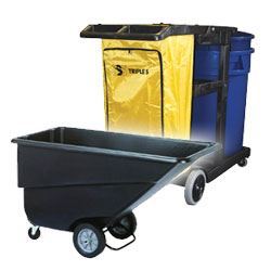Utility Carts / Tilt Trucks / Maids Carts