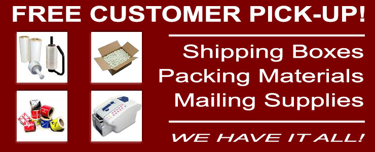 Packing Materials, Shipping Boxes & Mailing Supplies by TwinSource