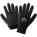 Ice Gripster® 348 Double Layer gloves. Color - Black, Small, 1 Pair
