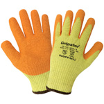 Gripster® High-Visibility Cut Resistant Gloves, ANSI Cut Level A6, Small, 12 Pair/Pkg