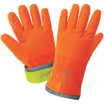 FrogWear® Cold Protection - Extreme Cold Nitrile Chemical Handling Gloves, Medium, 12 Pair/Pkg