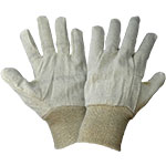 8 oz. Cotton Canvas Gloves, Men's. 12 Pair/Pkg