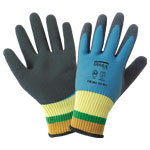 Samurai Gloves®, Liquid and Cut Resistant, ANSI Cut Level A4, Small, 12 Pair/Pkg