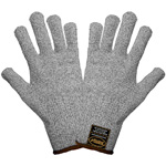 Samurai Gloves, Lightweight 13 Gauge Seamless Knit Glove Sewn With Tuffkut, FDA Compliant, ANSI Cut Level A3, Small, 1 Each