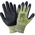 Tsunami Grip® Gloves CR609 Tuff Hybrid Kevlar Construction ANSI Cut Level A4, Small, 12 Pair/Pkg