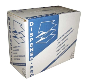 "9 1-2"" x 17"" DispensePro® DRC Wiper. 100/Bx, 6 Bx/Cs"